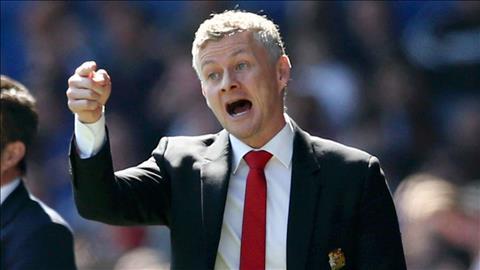 'Man United phải đặt niềm tin vào HLV Ole Gunnar Solskjaer' hình ảnh