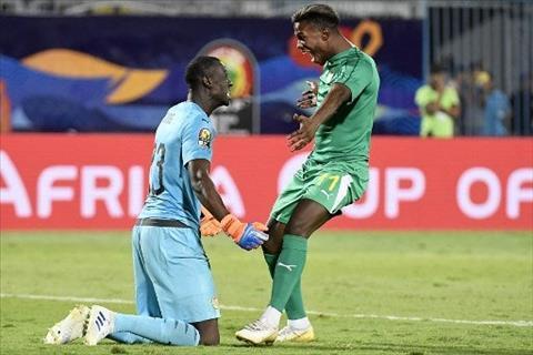 Clip bàn thắng Senegal vs Tunisia 1-0 bán kết CAN 2019 hình ảnh