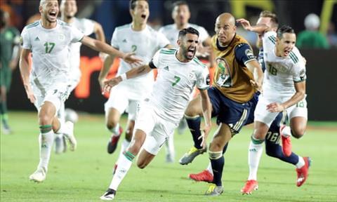 Clip Bàn thắng kết quả Algeria vs Nigeria 2-1 bán kết CAN 2019 hình ảnh
