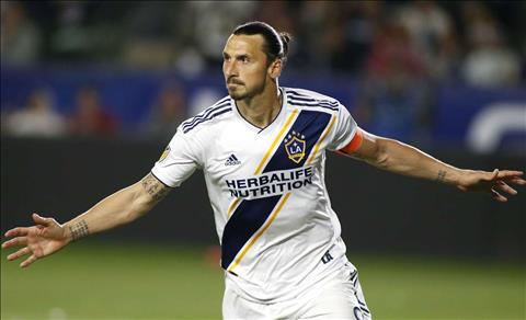 Zlatan Ibrahimovic Tôi tới MLS để dạy họ cách chơi bóng hình ảnh