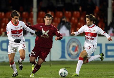 Lokomotiv Moscow vs Rubin Kazan 0h00 ngày 167 (VĐQG Nga 201920) hình ảnh