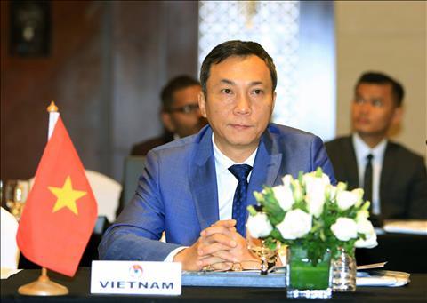 Phó Chủ tịch VFF Trần Quốc Tuấn giữ vị trí CT Uỷ ban thi đấu AFC hình ảnh
