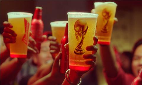 Bia va World Cup 2022 cung la mot chu de duoc FIFA quan tam.