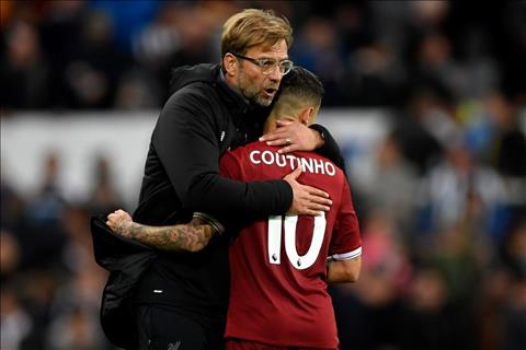 Liverpool: Lieu co mot su tro ve cua Coutinho?