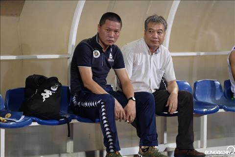 HLV Chu Đình Nghiêm bị kỷ luật lỡ cơ hội dự trận Hà Nội vs HAGL hình ảnh