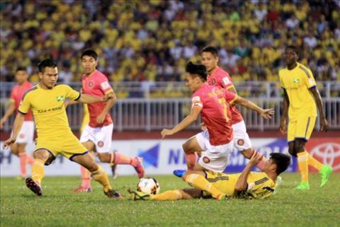 SLNA vs Sài Gòn 17h00 ngày 167 (V-League 2019) hình ảnh