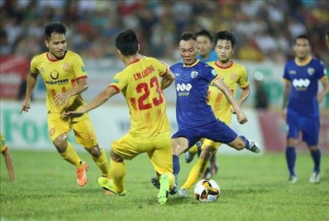 Nam Định vs Thanh Hóa 17h00 ngày 177 (V-League 2019) hình ảnh