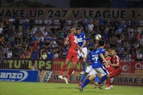 Video tong hop: Quang Ninh 1-0 Viettel (Vong 16 V-League 2019)