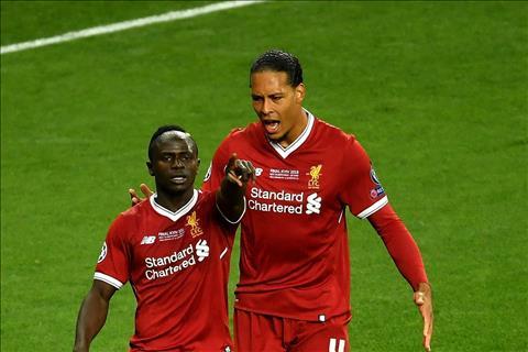 Van Dijk cung tuyen bo muon gan bo lau dai voi Liverpool
