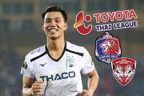 HAGL bac tin Van Thanh toi Thai Lan o phan con lai cua mua giai nam nay
