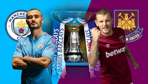 Trực tiếp Man City vs West Ham Cúp Ngoại hạng châu Á 2019 hôm nay hình ảnh