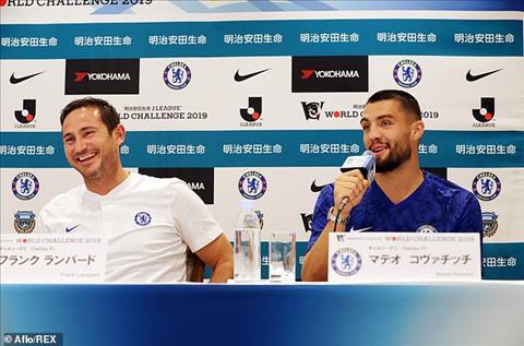 Mateo Kovacic tiết lộ Frank Lampard đang nhào nặn Chelsea ra sao hình ảnh