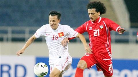 Thành tích đối đầu Việt Nam vs UAE Mới thắng một lần duy nhất hình ảnh