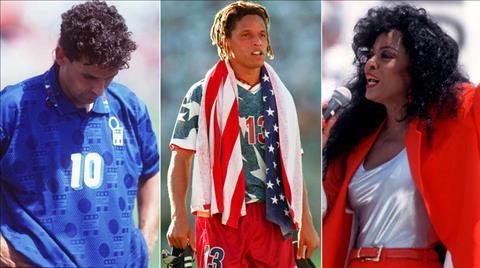USA 1994 25 nam nhin lai: Ky World cup hien dai dau tien1