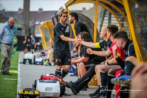 Tiền đạo Công Phượng lần đầu đá chính, Sint Truidense thua đội hạng dưới hình ảnh 2