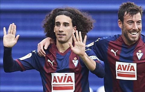 Chiêu mộ Marc Cucurella vài giờ, Barca bán tháo sang Getafe hình ảnh