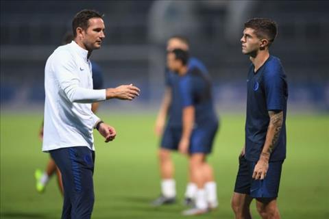 Christian Pulisic khen ngợi HLV Lampard hình ảnh