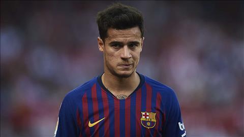 Xác nhận Philippe Coutinho rời Barca tới Bayern Munich ở Hè 2019 hình ảnh