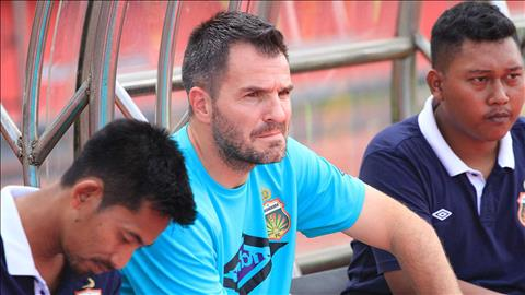 HLV truong Indonesia nhan xet ve bang G vong loai thu 2 World Cup 2022 khu vuc chau A.