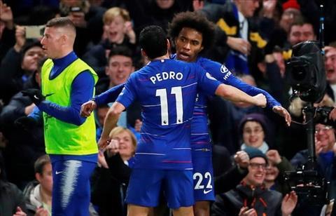 Lampard khong de Pedro ra di o He 2019