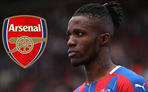 Arsenal gửi lời đề nghị mua Zaha lần thứ 2 hình ảnh