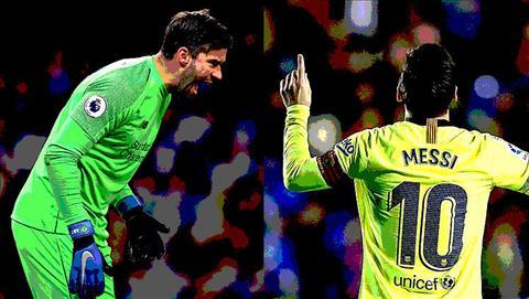 Alisson Messi