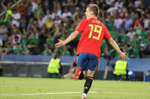 Điểm tin bóng đá tối ngày 27 MU nhắm nhà vô địch U21 châu Âu hình ảnh