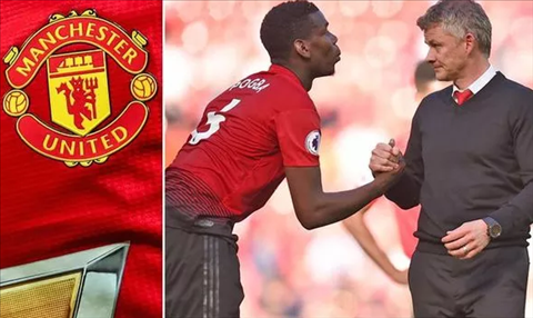 HLV Solskjaer that vong voi hanh dong cua Pogba