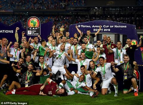 Video kết quả bàn thắng Senegal vs Algeria 0-1 chung kết CAN 2019 hình ảnh