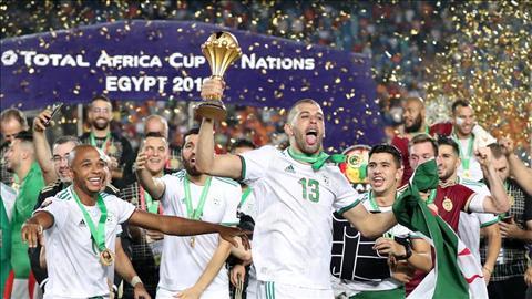 Algeria 1-0 Senegal chung ket CAN 2019