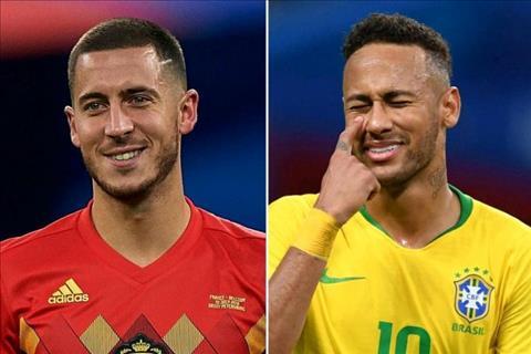 Sao Real Madrid chê tân binh Hazard kém tài Neymar hình ảnh