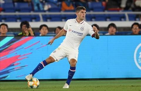 Christian Pulisic khẳng định không đến Chelsea để thay thế Hazard hình ảnh