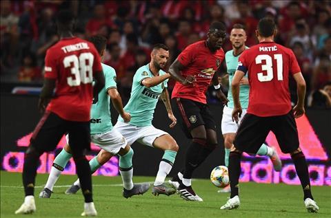 MU vs Inter 1-0 Cách biệt tối thiểu, lạc quan tối đa hình ảnh