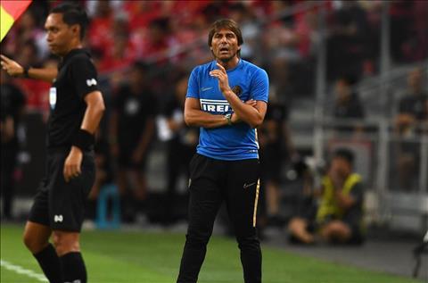 Antonio Conte là Messi trong giới HLV hình ảnh