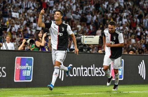 Ronaldo co ghi ban nhung da tro nen vo nghia