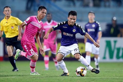 Kết quả Sài Gòn vs Hà Nội KQ bóng đá V-League 2019 hôm nay 217 hình ảnh