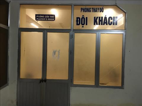 Nóng Than Quảng Ninh bị tố phá hoại phòng thay đồ của Hải Phòng hình ảnh 2