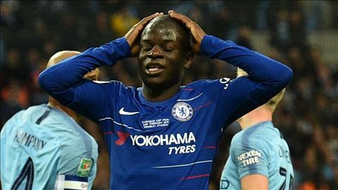Chelsea đón tin không vui về chấn thương của Kante hình ảnh