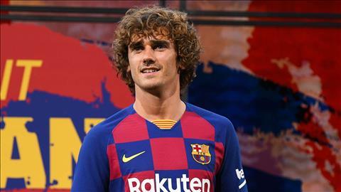 Tân binh Griezmann của Barca tố chơi ăn gian với dàn sao Messi hình ảnh