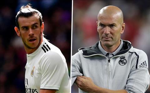 Zinedine Zidane không ngại công kích Gareth Bale và bị đáp trả hình ảnh