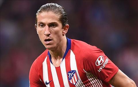Filipe Luis chính thức nói lời tạm biệt Atletico Madrid hình ảnh