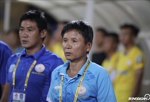 HLV Khánh Hòa lên tiếng về việc bán quân cho CLB TPHCM hình ảnh