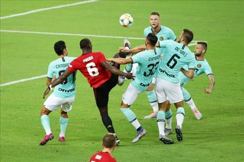 Pogba vs Inter