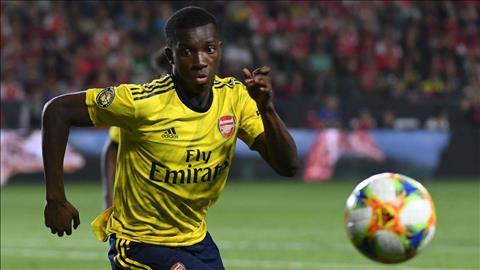 Tỏa sáng rực rỡ, sao trẻ Nketiah vẫn úp mở rời Arsenal hình ảnh