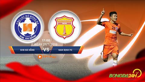 Đà Nẵng vs Nam Định link xem trực tiếp vòng 17 V-League chiều nay hình ảnh