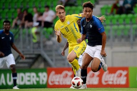 U19 Pháp vs U19 Na Uy 0h ngày 227 (VCK U19 châu Âu 2019) hình ảnh