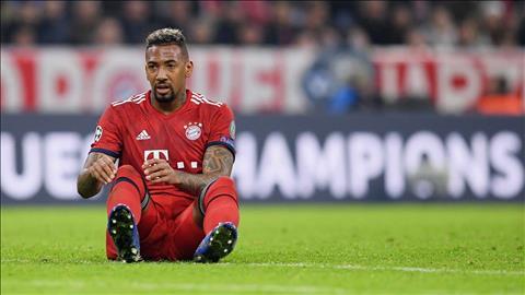 Chủ tịch Bayern nói về tương lai trung vệ Boateng hình ảnh