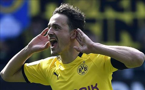 Thomas Delaney ủng hộ Borussia Dortmund học hỏi từ quá khứ hình ảnh