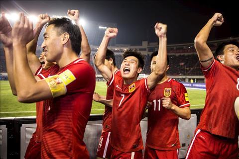 Báo Trung Quốc tự nhận đội nhà thua kém ĐT Việt Nam hình ảnh