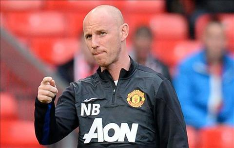 Nicky Butt tự hào với vai trò mới tại Man United hình ảnh